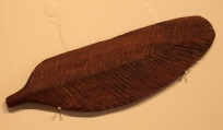 """Birds of a Feather"" Chris Coté, Costa Rican Rosewood"