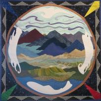 Wilderness Reveals - Fabric Mandala