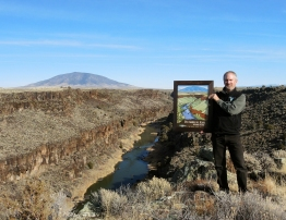 BLM's John Bailey, manager of the RGDN National Monumentv- Lee Trail