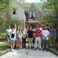 Class at Pine Mtn Settlement School