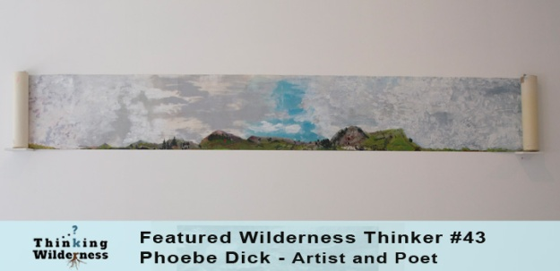 Expandscape, 10m x 0.5m painting