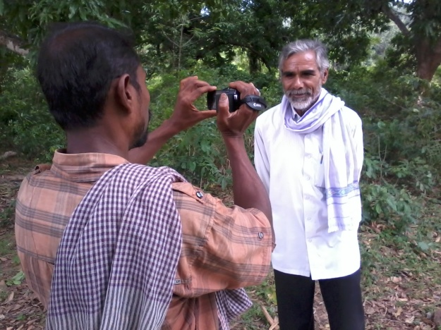 Jungle surakhyakari interview. Image: Nihar Mishra